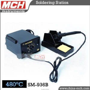 2016 Antistatic High Temperature Resistence Soldering Station Sm-936b