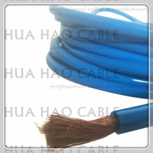 70mm2 Heavy Duty Copper Clad Aluminum Welding Cable pictures & photos