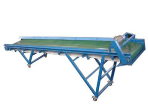 Industrial Electric Rubber Belt Conveyor (B650) pictures & photos