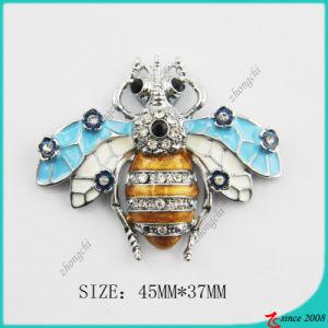 Zinc Alloy Metal Dimond Metal Bee Charm (MPE) pictures & photos