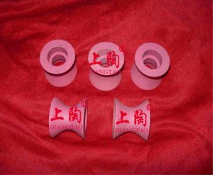 95% Alumina Al2O3 Ceramic Roller Guide pictures & photos