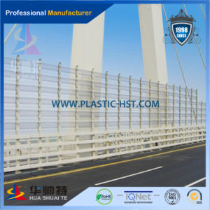 Cast Acrylic Sheet for Sound Road Barrier-Hst pictures & photos