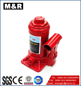 Manual Hydraulic Bottle Jack Hoist Lift Equipment pictures & photos
