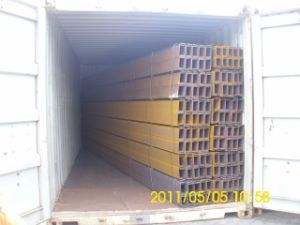 Hot Rolled Carbon Steel C Channel U Channel Beam (ZL-UC) pictures & photos