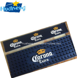 Customized High Quality Soft PVC Bar Mat