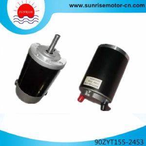 90zyt155-2453 24VDC 0.8n. M 4700rpm Electric Motor PMDC Motor pictures & photos