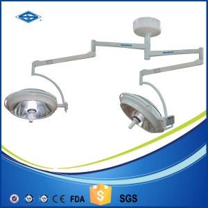 Double Head Ceiling Shadowless LED Operating Lamp (ZF720/720) pictures & photos