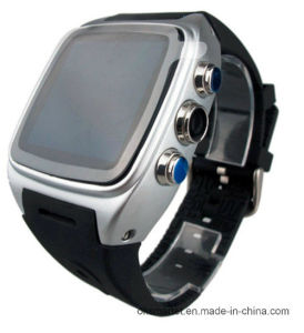 Waterproof GPS WiFi 3G Phone Android Smart Watch pictures & photos