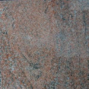 Polished Natural Granite Multicolor Red with Good Quality