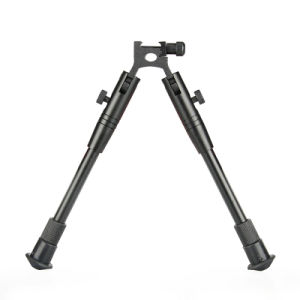 Tactical High Picatinny Weaver Rifle Bipod for Hunting CL17-0022 pictures & photos