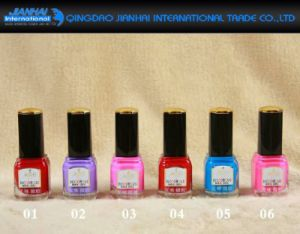 Wholesale Clear Glass Nail Polish Bottle pictures & photos