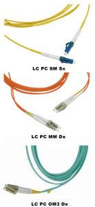 Single Mode Fiber Optic Patch Cord (Duplex Jumper connector LC-Sc) pictures & photos