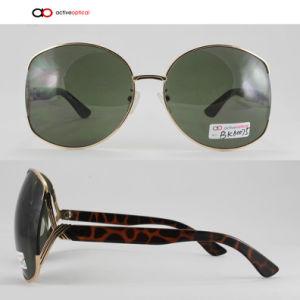 Cheap Promotion Metal Frame Sport Fashion Men Sunglasses (BK60075)