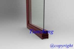 Customized High Quality 503series Aluminum Casement Window for Commercial and Residential Building pictures & photos