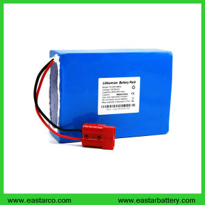 Rechargeable 12.8V 50ah Lithium Battery 26650 LiFePO4 Battery for Solar System pictures & photos