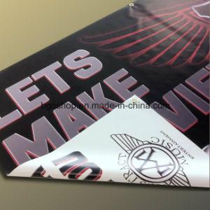 PVC Self Adhesive Vinyl Plastic Film Bus Vinyl (100mic 120g relase paper) pictures & photos