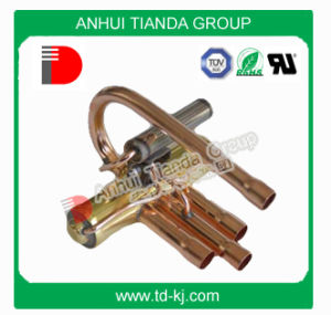 Heat Pump Dsf-9 Four Way Reversing Valve for Havac System pictures & photos