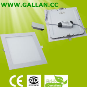 Professional Manufacturer Wide Voltage 18W LED Panel Lighting for Sale pictures & photos