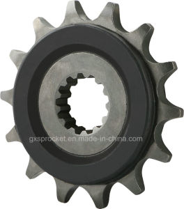 Front Sprocket Suzuki Motorcyclesuzuki Gw250 14t pictures & photos