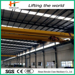 Single Beam Overhead Bridge Crane Price pictures & photos