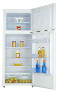 400 Litre Double Door Refrigerator pictures & photos
