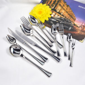 Hotel Restaurant Stainless Steel Cutlery pictures & photos