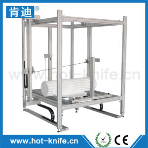 CNC EPS Foam Cutter Hot Wire with Ce/Electric Wire