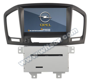 Witson Car DVD GPS for Opel Insignia (W2-D9827L) Steering Wheel Control Front DVR Capactive Screen pictures & photos