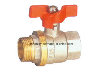 High Quality Brass Ball Valve (NV-1044) pictures & photos