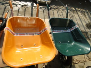 Wheelbarrow Single Wheel pictures & photos