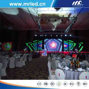 2016 Mrled Stage Indoor LED Display P7.62mm LED Mesh LED Display Panel (SMD3528) pictures & photos