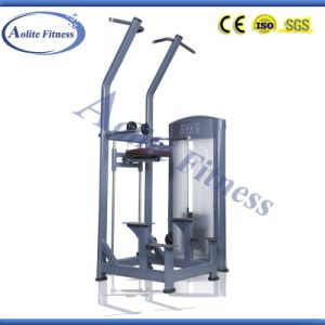 Good Price DIP Chin Gym Equipment (ALT-6604) pictures & photos