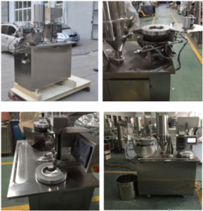 New Condition Semi-Automatic 00 #Capsule Filling Machine pictures & photos