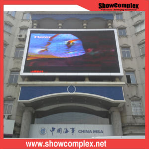 P10 LED Advertising Outdoor LED Advertising LED Display pictures & photos