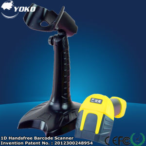 Manufacturer New Innovative 32 Bit Hand-Held & Handsfree Barcode Scanner pictures & photos