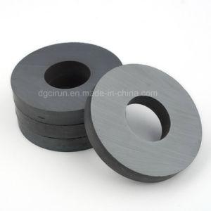 Y30 Hard Ferrite Ceramic Ring Magnets for Speaker pictures & photos