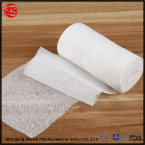 Medical Grade Wow Gauze Bandage Surgical Consumable pictures & photos