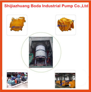 Horizontal Centrifugal Ash Slurry Pump pictures & photos
