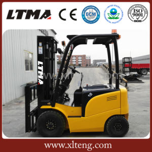 Ltma 2 Ton Mini Electric Forklift for Sale pictures & photos