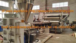 PVC Gilding Cup Mat Making Machinery Mat pictures & photos