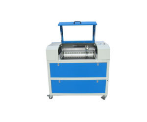 China Supplier Cheap Metal Laser Cutting Machine 3D Laser Crystal Glass Engraving Machine pictures & photos