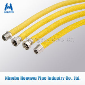 Stainless Steel Metal Gas Connector Hose pictures & photos