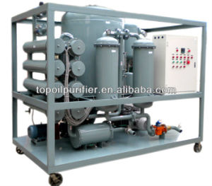 on Site Use Dirty Black Transformer Oil Regeneration System pictures & photos
