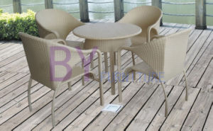 Outdoor Rattan Furniture Garden Table Sets Wicker Garden Sets pictures & photos