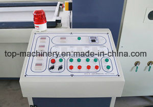Full Automatic Deformed Plate Vacuum Molding Machine pictures & photos