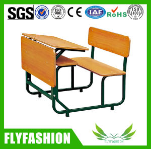 Modern School Double Desk Classroom Furniture pictures & photos