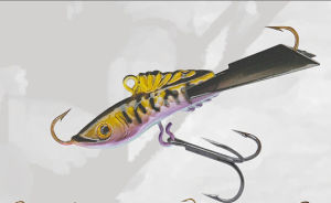 Ice Fishing Lead Lure pictures & photos