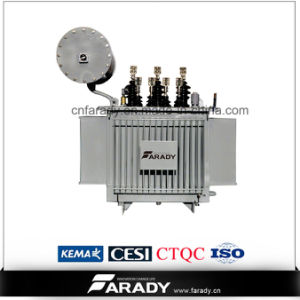 3 Phase 500kVA on Load Tap Changer Oil Transformer pictures & photos