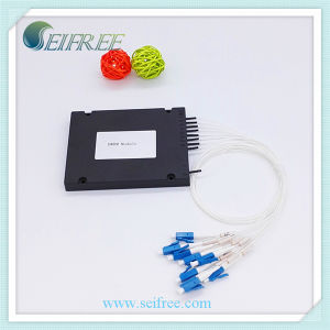Singlemode Single Fiber DWDM Optical Multiplexer pictures & photos