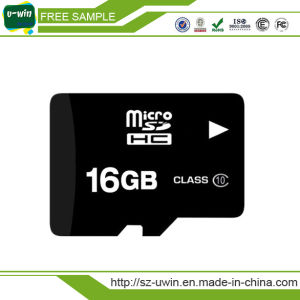 High Speed 16GB Micro SD Memory Card Class10 pictures & photos